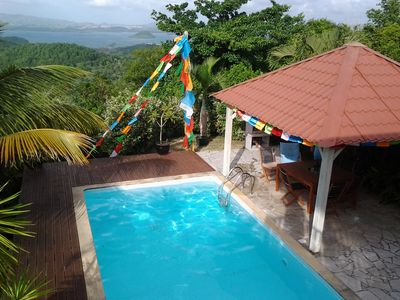 Photo for Ti Kay Long holiday villa in Martinique
