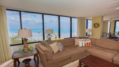 Family Room with great view to  the east