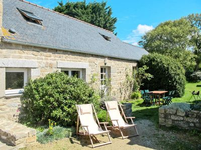 Photo for Vacation home Chalet aux Roses  in Plounévez - Lochrist, Finistère - 5 persons, 2 bedrooms