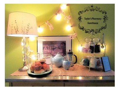 Taylor's Pharmacy Guesthouse - Your home away from home in Southern New England.