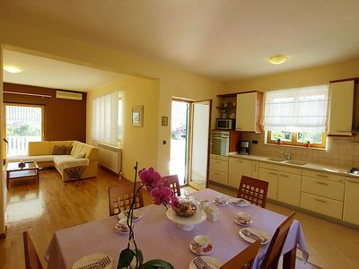 Photo for Vacation home Vila Beatrix in Zadar - 7 persons, 4 bedrooms