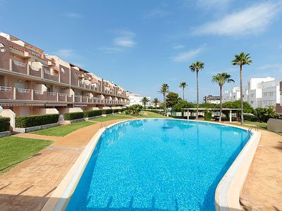Photo for Apartment Paraiso in Dénia - 4 persons, 2 bedrooms