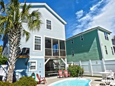 Photo for Latitude Adjustment Within one block of the beach in Surfside Beach