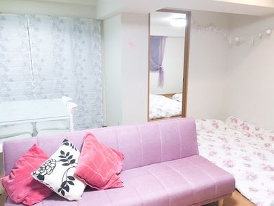 Photo for 30%OFF Ikebukuro 3Mins Big Apt+WiFi