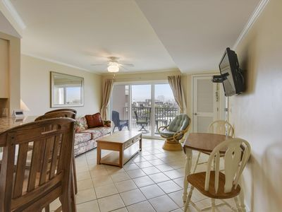 Photo for Beautiful Bayside Condo - Wi-Fi & Indoor Pool - Next to Convention Center