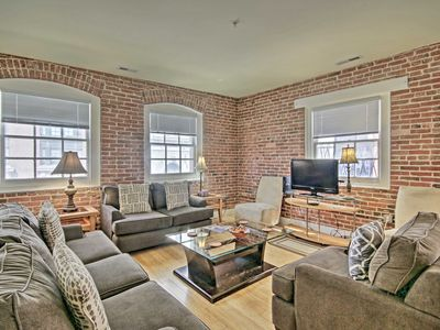 Photo for NEW! Modern Penthouse in the Heart of Inner Harbor