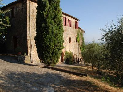 Photo for Le Vedute 13 In Sant'andrea in Caprile, Tuscany