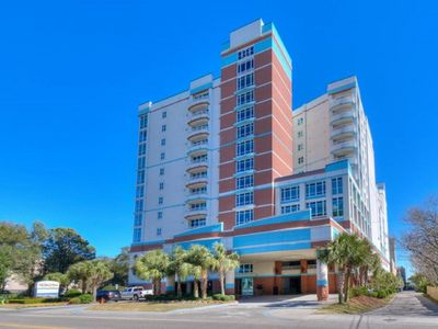 Horizon 104, Lovely 2 BR Ocean View Condo with Indoor Outdoor Swimming Pool, Hot Tub and Lazy River