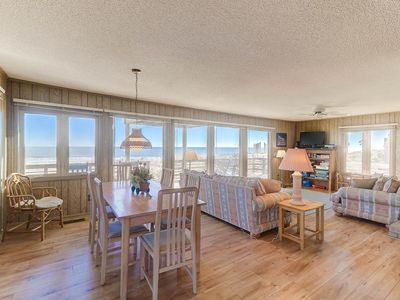 Best Spot On Folly! Pet Friendly! FREE $250 Beach Gear Credit for Every Booking