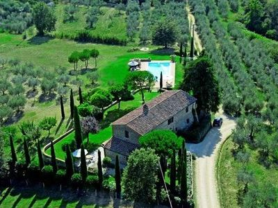 Photo for Impressive Villa, Private pool 12 x 6 meters in 5 acre grounds