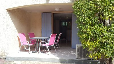 Photo for F2 in villa rental, 2 to 4 people