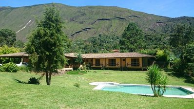 Photo for Large house in the hills - for 12 guests