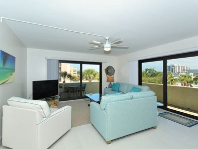 Photo for Experience Paradise in this newly remodeled 2BR-2BATH at Sea Shell Beach Front Property