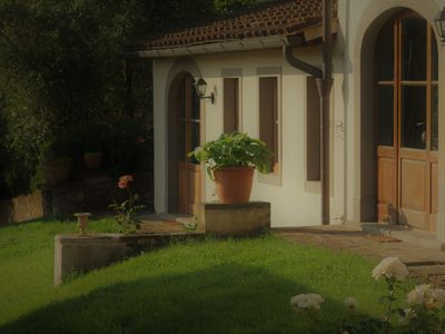 Photo for Delightful Cottage (apartment) in historic estate 4 km from the center of Florence