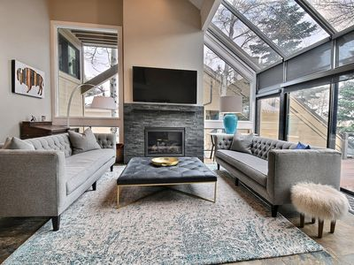 Photo for MidCentury Modern Townhome, in the heart of Deer Valley and neighboring resorts.