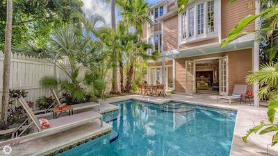 Photo for << SOUTHERNMOST COMFORT @ THE ANNEX >> Spacious Home & Pool + LAST KEY SERVICES...