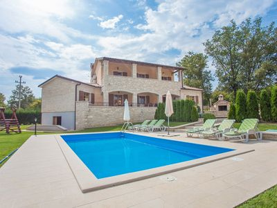 Photo for Modern Villa Vernier with Pool and Large Landscaped Garden