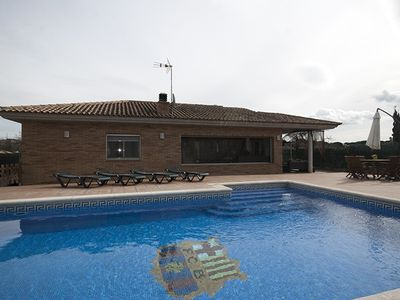 Photo for Club Villamar - Pretty villa with private pool and terrace situated in a quiet urbanisation