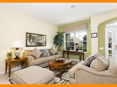 Photo for Windsor Hills Resort 8 - Exclusive villa with pool & game room near Disney