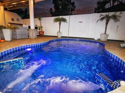 Photo for ★★★★★ Private Pool Villa, close to walking street Pattaya