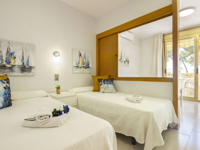 Photo for Apartment 3 people Vilafortuny
