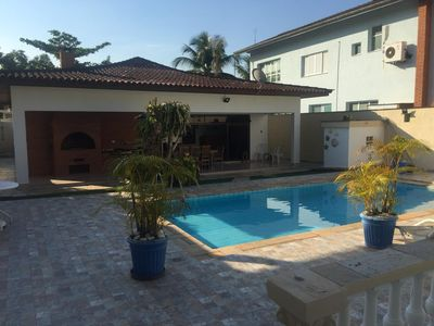 Photo for Casa Riviera near the beach with 5 bedrooms, comfort and practicality