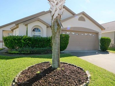 Photo for 4- Bedroom Disney Area Pool Home w/Games Room & Spa!