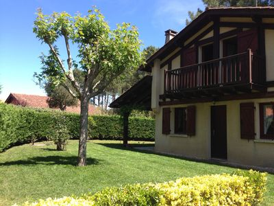 Photo for Vieux Boucau: House / Villa - Vieux Boucau. House with garden