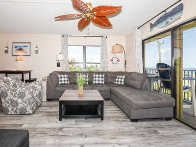 Photo for Ormond-by-the-Sea Beachfront Escape- with Garage & Wi-Fi