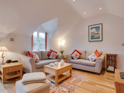 Photo for Nice holiday home with comfortable terrace, situated by the Saints' Way stream