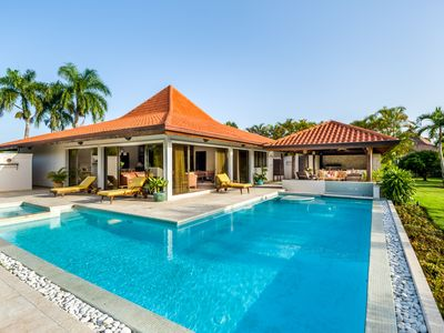 Photo for 5 BEDROOM GOLF VIEW IN THE HEART OF CASA DE CAMPO!
