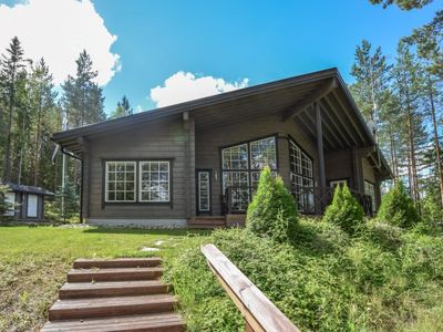 Photo for Vacation home Lehmus in Heinävesi - 6 persons, 3 bedrooms