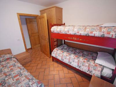 Photo for Apartment Castello in Pinzolo - 7 persons, 3 bedrooms
