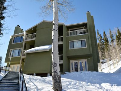 Photo for Beautiful, Clean Condo! Awesome rates! WiFi 2 Bdrm, 2 Bath at Brian Head Village