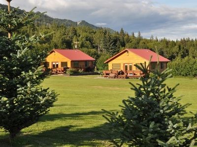Photo for Alaska's Premiere Executive Vacation Cottage!