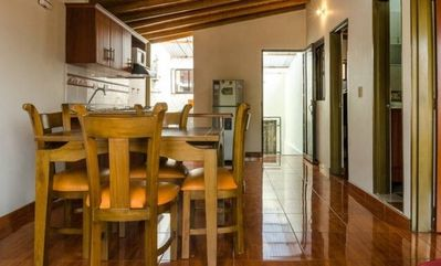 Photo for Great apartment in a traditional neighborhood in Medellin close to Poblado