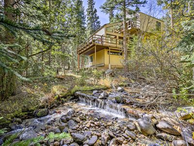 Photo for Tranquil Dumont Home w/ Creek & Mtn Views!