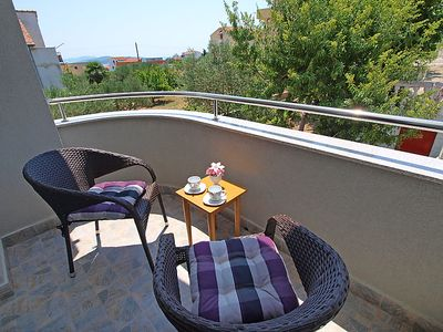 Photo for Apartment Soldo in Vodice - 4 persons, 1 bedrooms