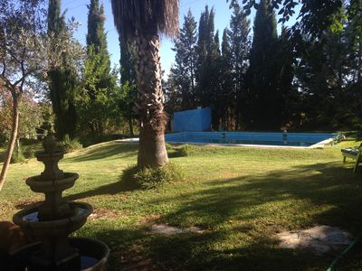Photo for country house among fruit trees