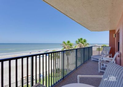 JC Resorts Emerald Isle 303 Balcony 1 Redington Shores