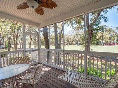 Photo for Links 12B: 3 BR / 3 BA villa in Hilton Head Island, Sleeps 8