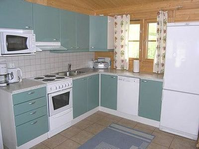 Photo for Vacation home Repo in Sotkamo - 6 persons, 2 bedrooms