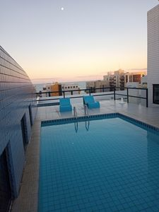 Photo for Apt Maceio Sol & Mar 100 meters from the beach
