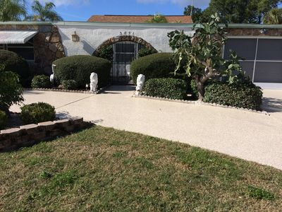 Photo for Peaceful Water and Nature Views - 1 Mile to Beaches - Bayou View-Clean-Pet Free