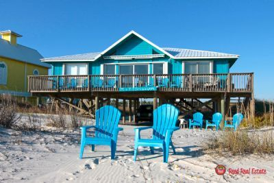 Photo for Mitts-issippi - Charming 4br/2ba Gulf Front Home, Sleeps 10