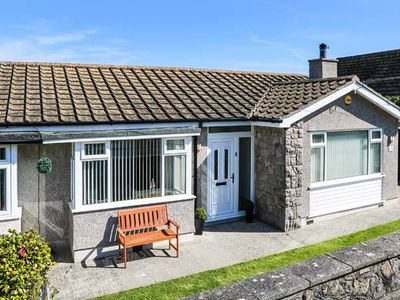 Photo for MORANVA, family friendly, with a garden in Benllech, Ref 932190
