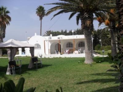 Photo for Hammamet Nord: House / Villa - Hammamet nord