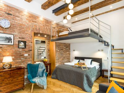 Photo for Luxurious Loft Gertruda in Old Town Cracow