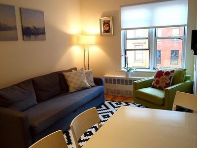 Photo for Apartment 175 m from the center of New York with Internet (537334)
