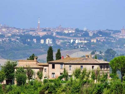 Photo for Holiday resort Podere Vesta, Isola d' Arbia  in Siena - 4 persons, 1 bedroom
